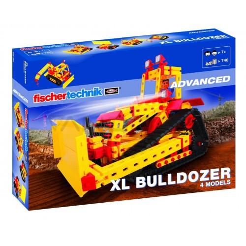 Fischertechnik Buldozerio XL rinkinys