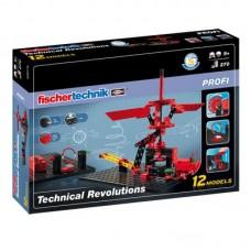 Fischertechnik Profi Technical Revolutions rinkinys
