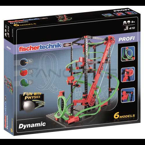 "Fischertechnik ""PROFI DYNAMIC"" rinkinys"