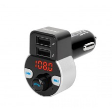 Car FM transmitter with Bluetooth function