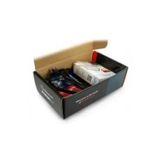 Raspberry Pi 4B WiFi 4GB RAM rinkinys su priedais - korpusas su dviem ventiliatoriais