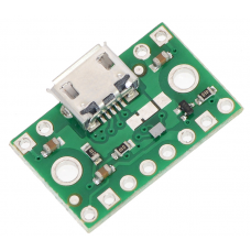 FPF1320 galios multiplekseris su USB Micro-B jungtimi 1.5 V - 5.5 V