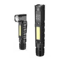 SupFire G19 multifunction flashlight, USB, 500lm, 200m