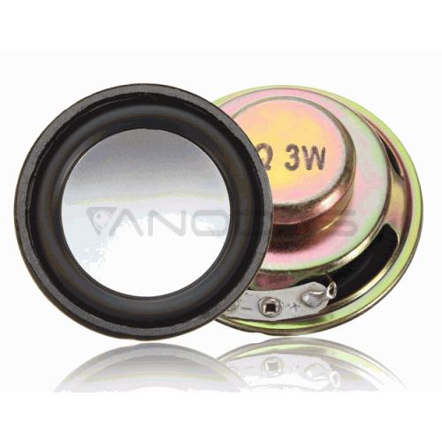 Stereo Speaker 3W 4Ohm 50mm