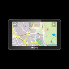 GPS navigacija Peiying Alien + ES žemėlapis