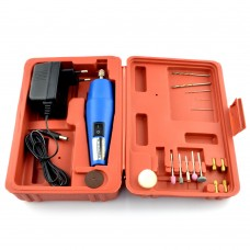 Electric engraver with accessories