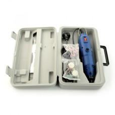 Mini precision drill Velleman VTHD04 - engraving tool set  40 elements