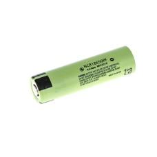 Akumuliatorius 18650 Li-Ion Panasonic NCR18650PF 2900mAh