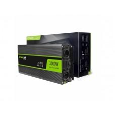 Inverter 12V/220V 3000W/6000W Modified sine wave Green Cell