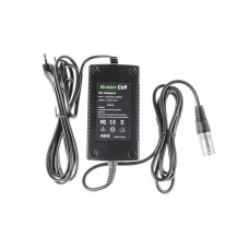 Green Cell Charger for E-Bike 3-Pin XLR 54.6V 1.8A