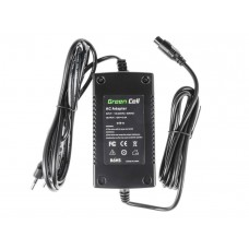 Green Cell Charger for E-Bike batteries 3-pin 42V 2A
