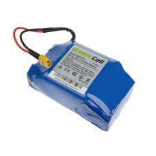 Battery for Hoverboard Green Cell 36V 4.4Ah