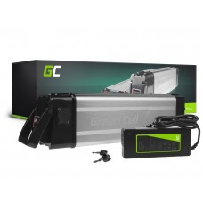 Green Cell akumuliatorius skirtas E-Bike 36V 14.5Ah