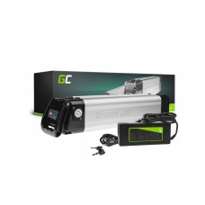 Green Cell akumuliatorius skirtas E-Bike 24V 12Ah