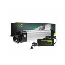 Green Cell akumuliatorius skirtas E-Bike 24V 8.8Ah