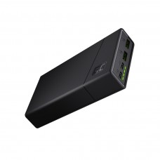 Power Bank Green Cell GC PowerPlay20 20000mAh with fast charging 2x USB Ultra Charge and 2x USB-C Power Delivery 18W