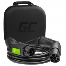 Cable Green Cell GC EV Type 1 7.2kW 5m for charging electric cars EV