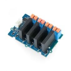 SSR relay module 2A 240VAC/ 5VDC - 4 Channel