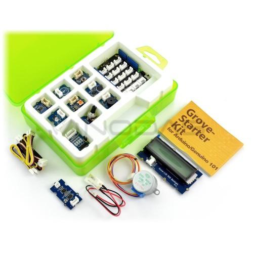 Grove, Starter Kit IoT for Genuino101