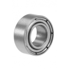 Ball bearing 3x8x4 with flange