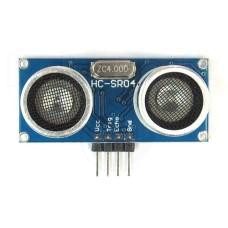 HC-SR04 ultragarsinis atstumo matavimo modulis