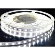 Hermetinė 5050 Šaltai balta 60 LED/1M Šviesos Diodų Juosta