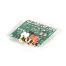 HiFiBerry DAC+ Pro RCA - Raspberry Pi Garso Plokštė