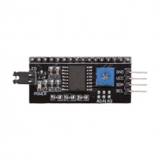 I2C LCD controller