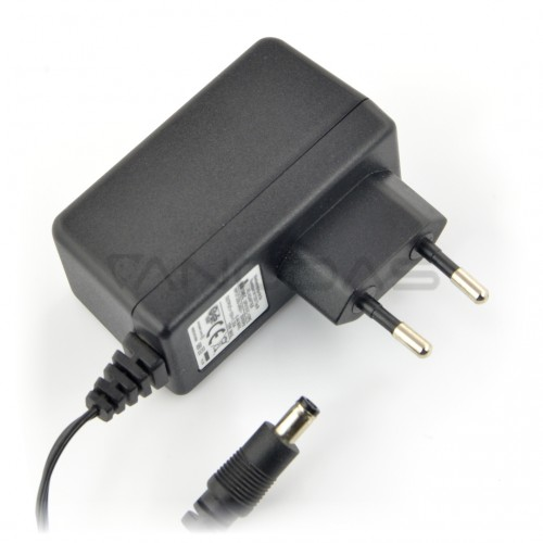 Power supply 12V/1.25A - DC plug 5.5/2.5mm