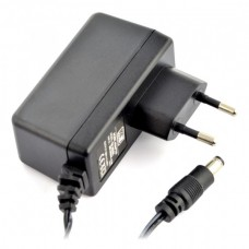 Impulsinis maitinimo šaltinis 12V/1.67A - DC 5.5/2.5mm