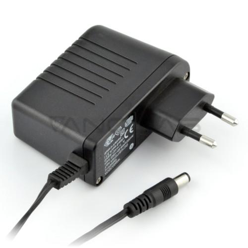 Power supply 12V/1A - DC plug 5.5/2.5mm