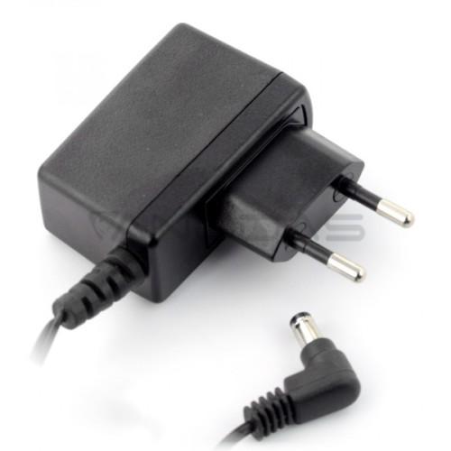 Impulsinis maitinimo šaltinis 5V / 1.2A - DC 5.5 / 2.1mm