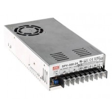 Single Output Switching Power Supply MEAN WELL 24V 300W 12.5A SPV-300-24