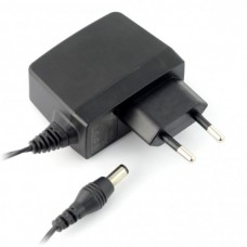 Impulsinis maitinimo šaltinis MeanWell 5V / 6A - DC 5.5 / 2.1mm