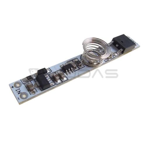 Induktyvinis LED juostų jungiklis 12V 4A 48W
