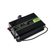 Inverter 12V/230V 300W/600W Pure Sine Wave Green Cell