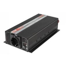 Inverteris 12V/230V 1000W