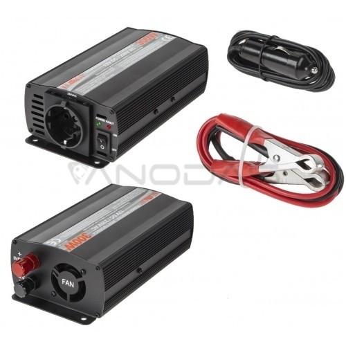 Inverteris 12V/230V 300W