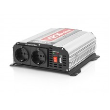 Inverteris 12V/230V 600W SINUS