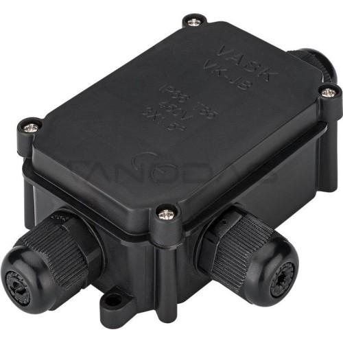 IP-66 sujungimo dėžutė atspari vandeniui PG9