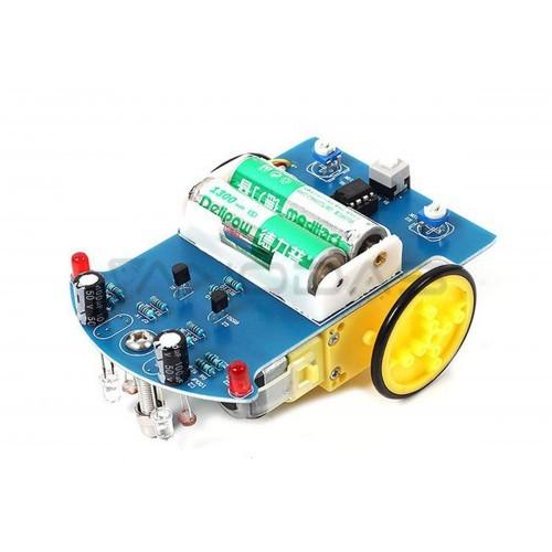 DIY Robot Kit - line follower