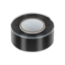 Savaime vulkanizuojanti juosta REBEL (0.8 mm x 19 mm x 2.5 m) - juoda