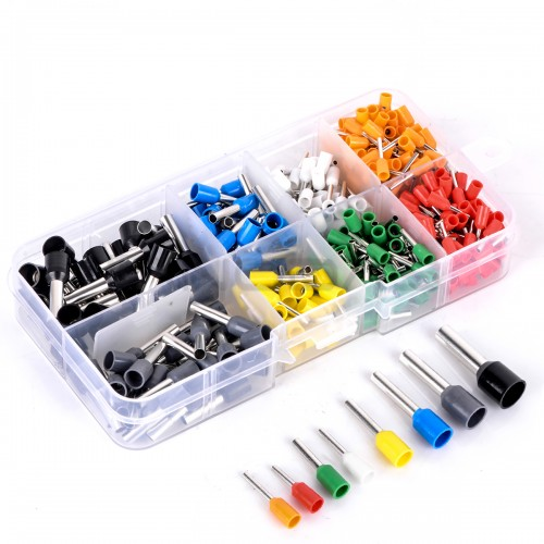Cable Connector Kit 400pcs