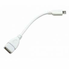 MicroUSB (Host) to USB OTG Cable Adapter