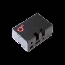 JustBoom Amp Hat - Raspberry Pi Juoda Dėžutė