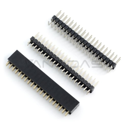 GPIO pins kit for Raspberry Pi Zero