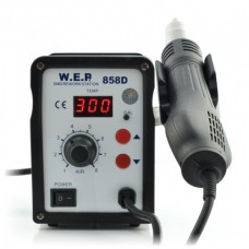 Hotair soldering station WEP 858D 700W
