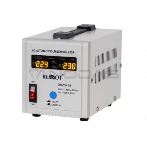 Kintamosios įtampos stabilizatorius Kemot SER-500 500VA