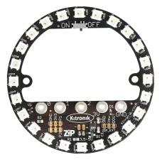 Kitronik WS2812B LED žiedas skirtas Micro:bit mikrokompiuteriui