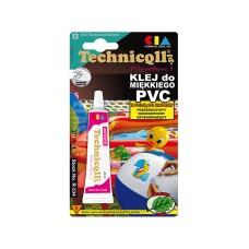Klijai Technicoll minkštam PVC 20ml